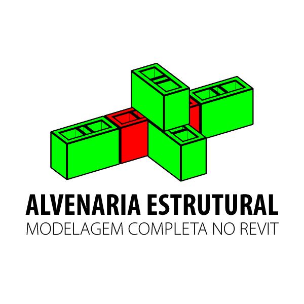 Logo do curso de Alvenaria estrutural